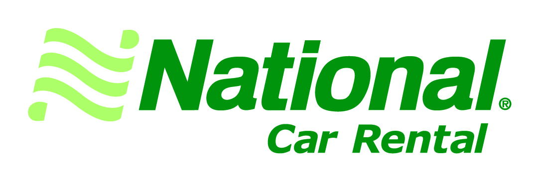 Book with National Car Rental