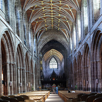 Things To Do in Halvergate: The Cathedral