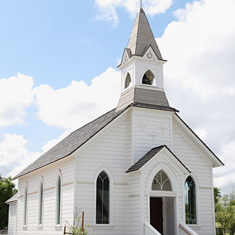 Things To Do in West Siloam Springs: Shepherd's Chapel Church