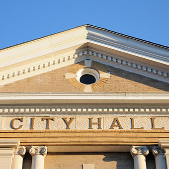 Things To Do in Granbury: Granbury City Hall