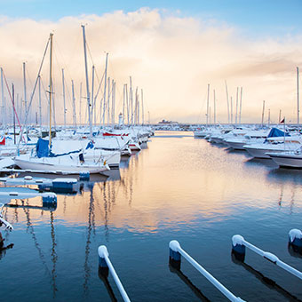 Things To Do in Birkenhead: Westhaven Marina