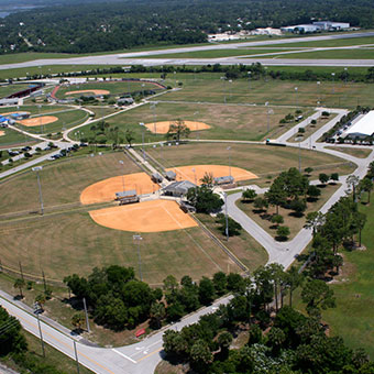 Things To Do in Webster: Big League Dreams Sports Complex