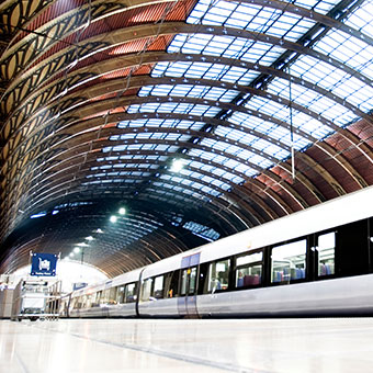 Things To Do in Oostende: Central Train Station Brugge