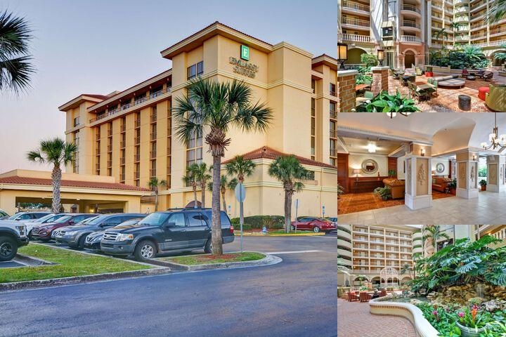 Embassy Suites Orlando North photo collage