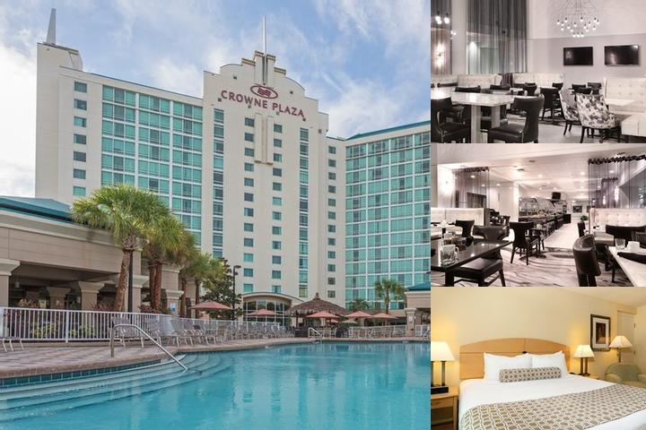 Crowne Plaza Orlando Universal photo collage
