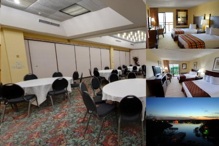 Inn at Grand Glaize photo collage