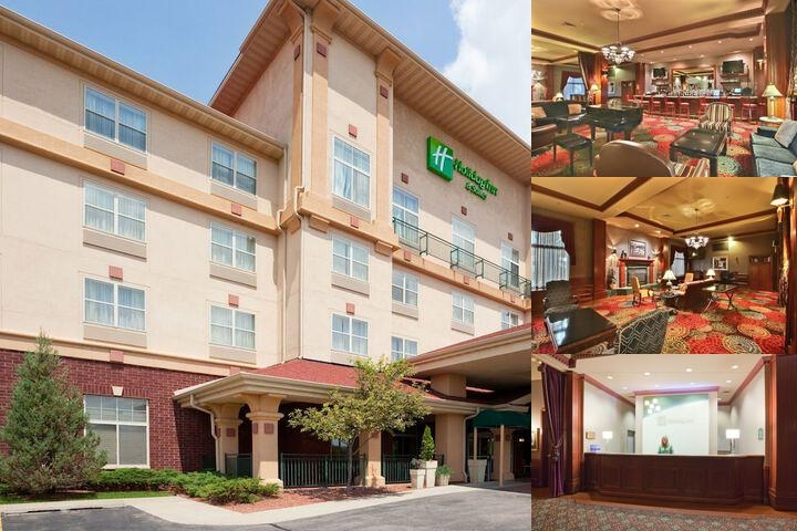 Holiday Inn Hotel & Suites Madison West photo collage