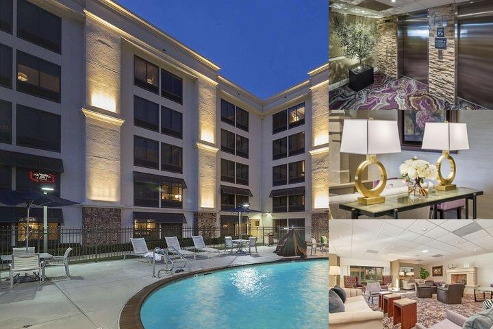 Hampton Inn San Diego Kearny Mesa photo collage