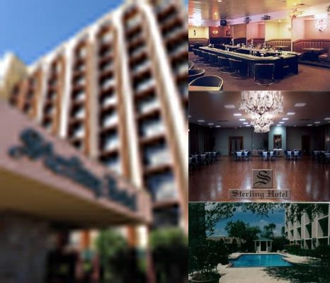 Sterling Hotel photo collage