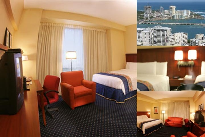 Courtyard by Marriott Miramar photo collage
