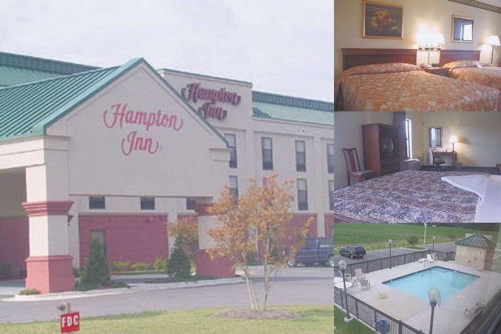 Hampton Inn Williamston photo collage