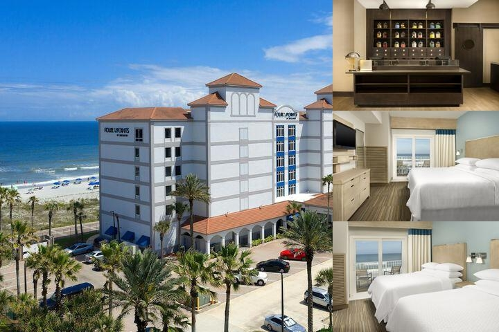 Four Points by Sheraton Jacksonville Beachfront photo collage