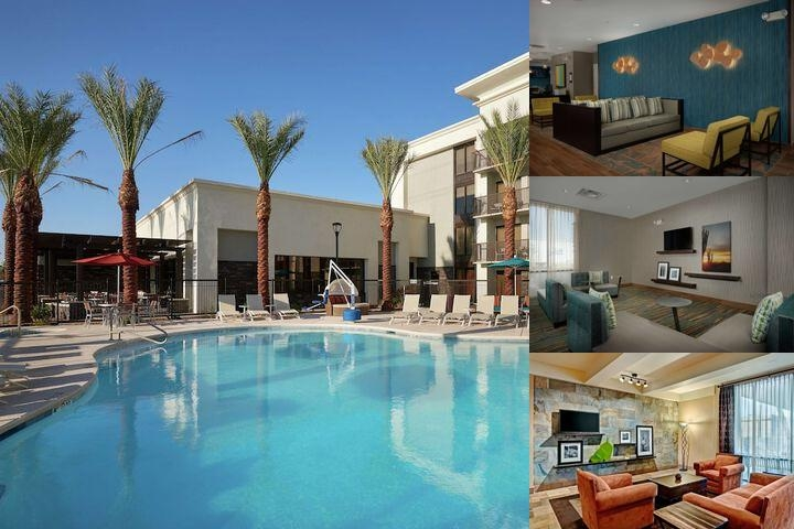 Hampton Inn Lake Havasu photo collage