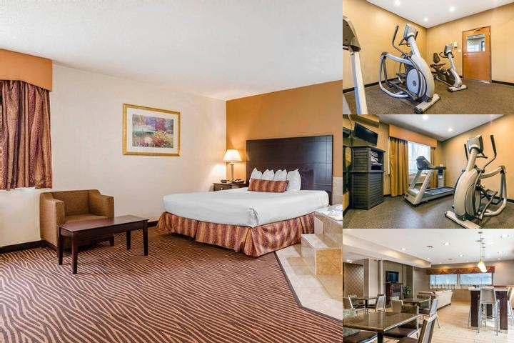 Best Western Des Plaines Inn photo collage