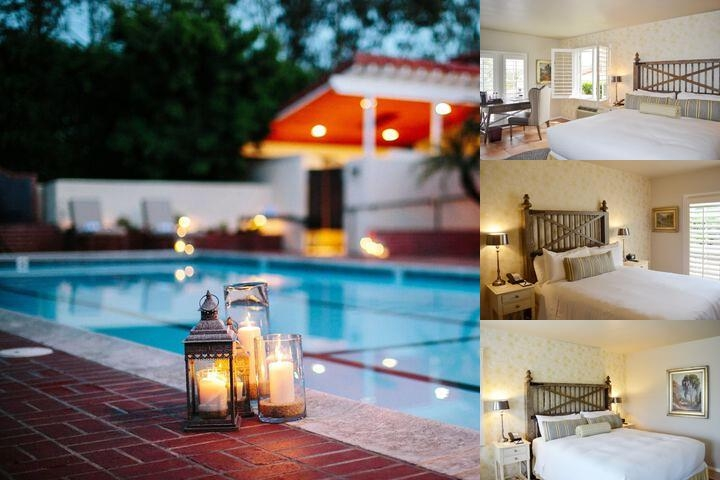 The Inn at Rancho Santa Fe photo collage