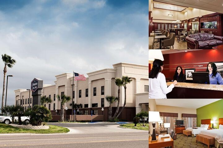Hampton Inn & Suites Harlingen photo collage