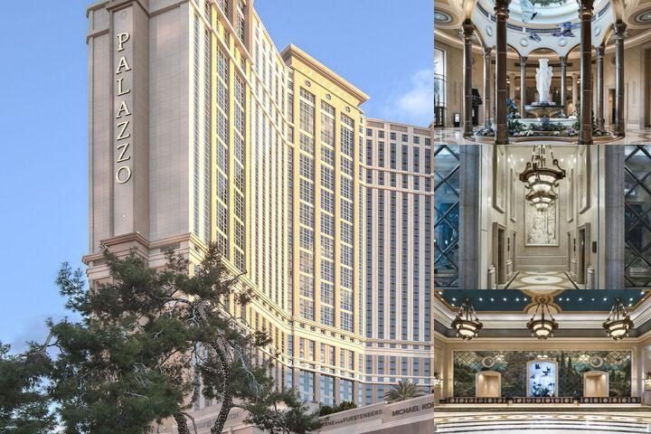 The Palazzo Resort Hotel & Casino photo collage