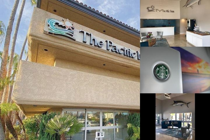 Pacific Inn photo collage