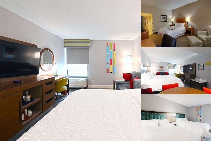 Hampton Inn Richmond West photo collage