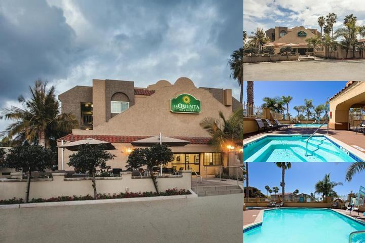 La Quinta Inn San Diego Carlsbad photo collage