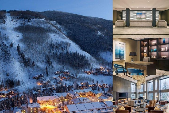 Vail Residences at Hotel Talisa photo collage