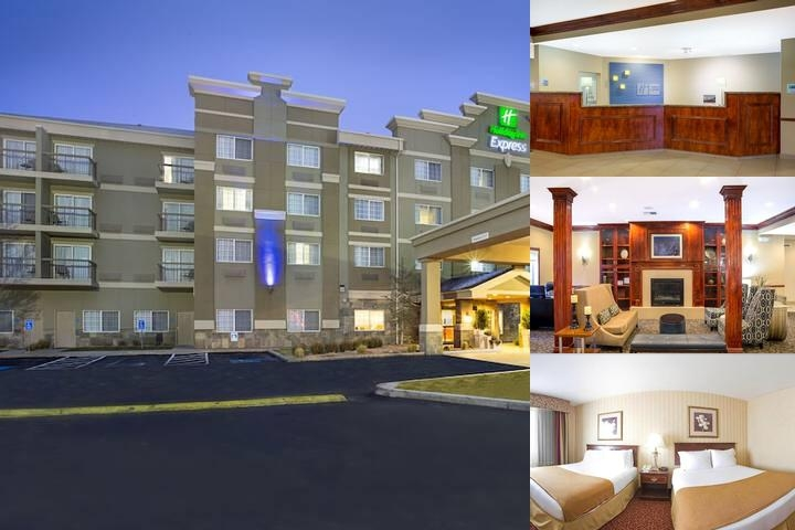 Holiday Inn Express Layton Utah photo collage