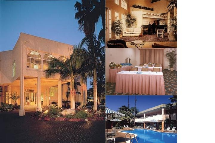 Guesthouse Hotel Long Beach photo collage