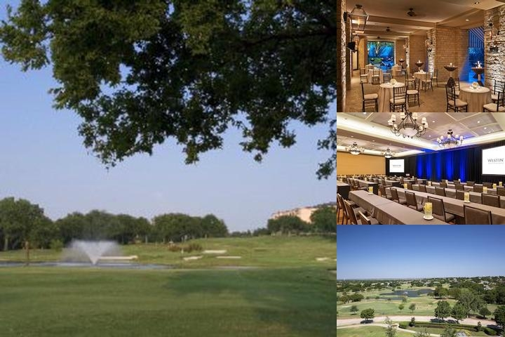 Westin Stonebriar Resort photo collage
