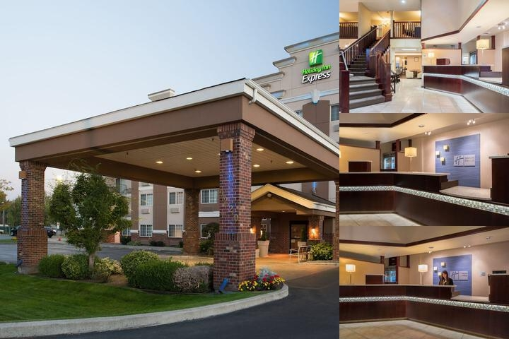 Holiday Inn Express Spokane Valley photo collage