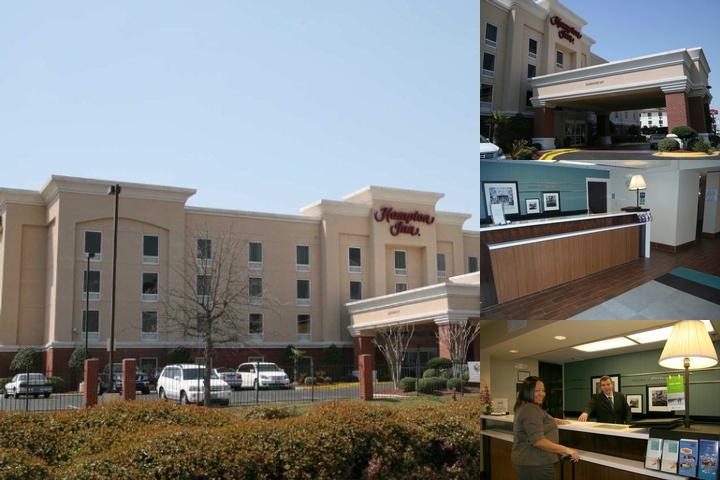 Hampton Inn Shreveport Airport photo collage
