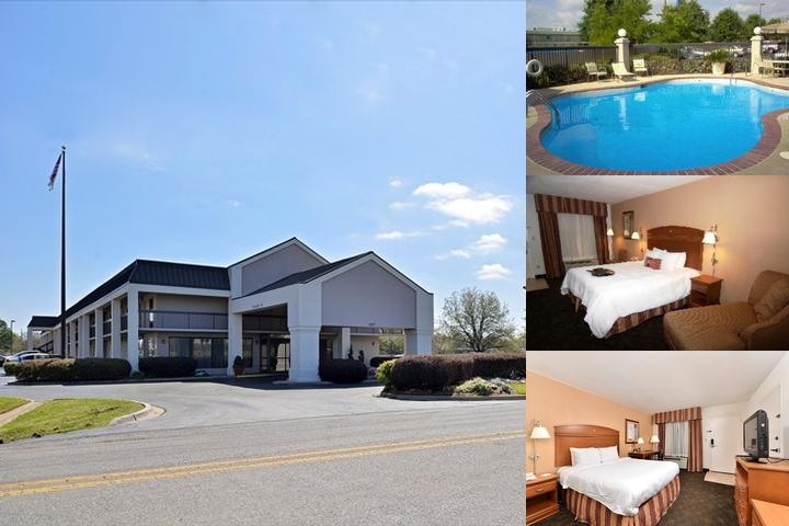 Hampton Inn Monroe photo collage