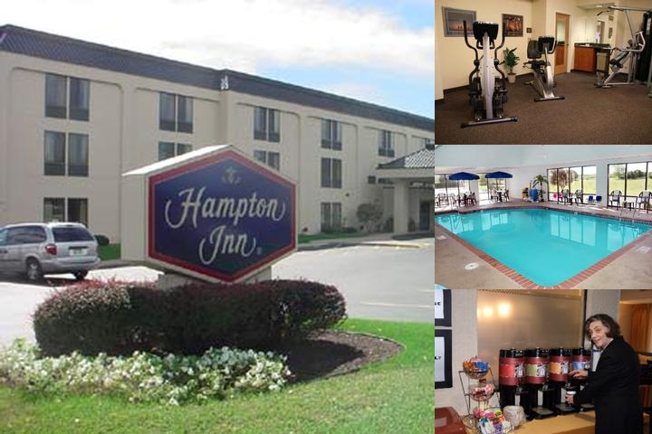 Hampton Inn Elgin photo collage