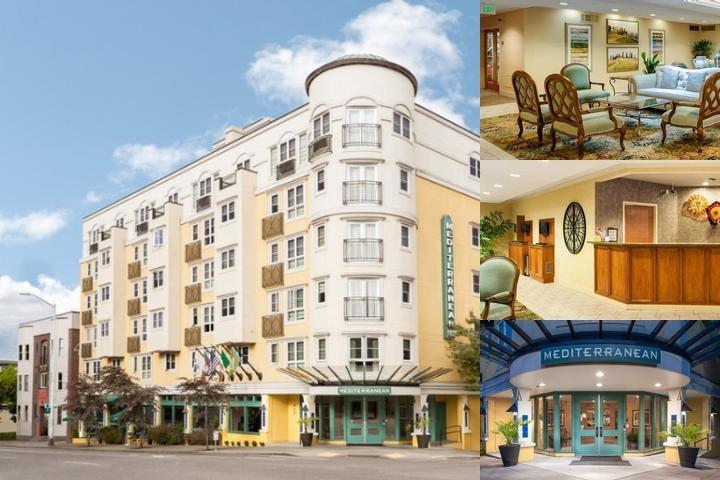 Mediterranean Inn Photo Collage