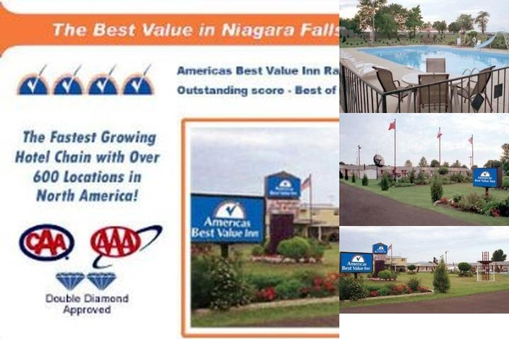 Americas Best Value Inn Gardens Inn photo collage