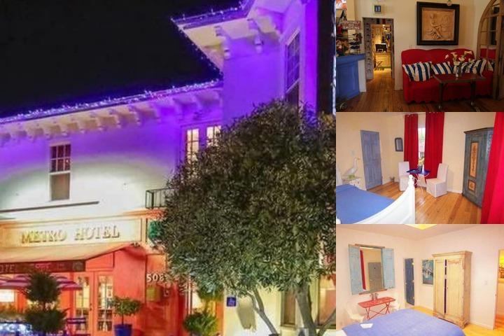Metro Hotel U0026 Cafe Photo Collage