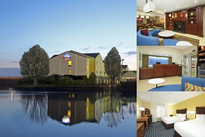 Fairfield Inn & Suites by Marriott South photo collage