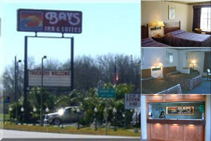 Bays Inn & Suites photo collage