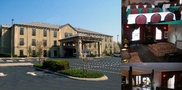 Biltmore Suites Hotel photo collage