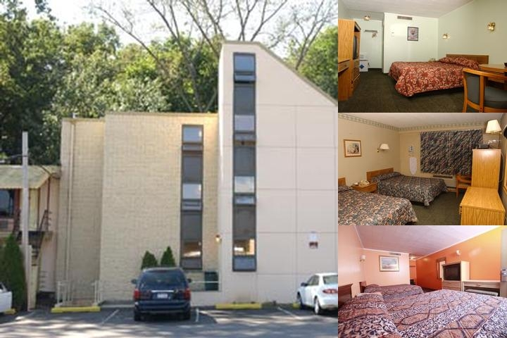 Meadowbrook Motor Lodge photo collage