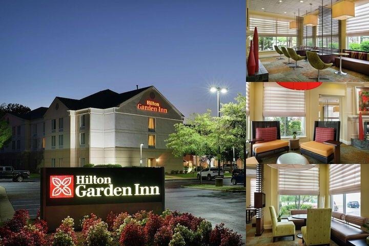 Hilton Garden Inn Newport News photo collage