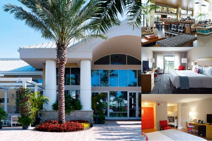 Wyndham Orlando Resort International Drive photo collage