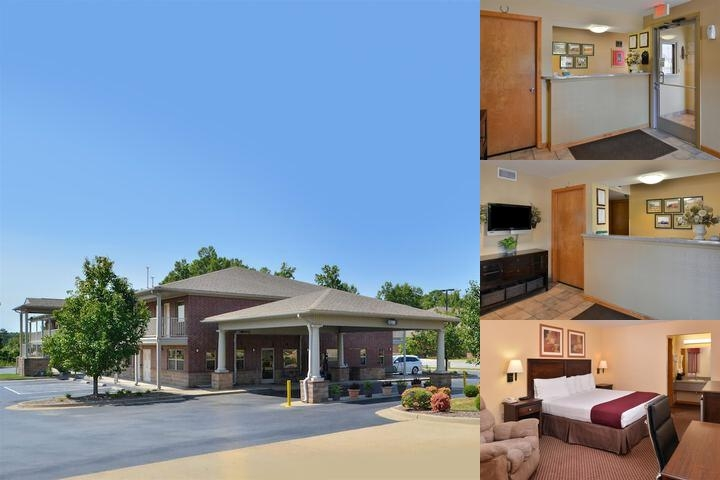 Americas Best Value Inn & Suites Little Rock / Bry photo collage
