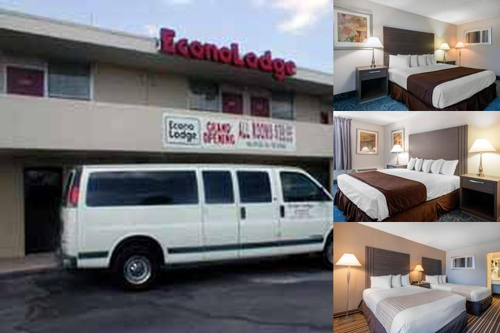 Econo Lodge Orlando Airport photo collage