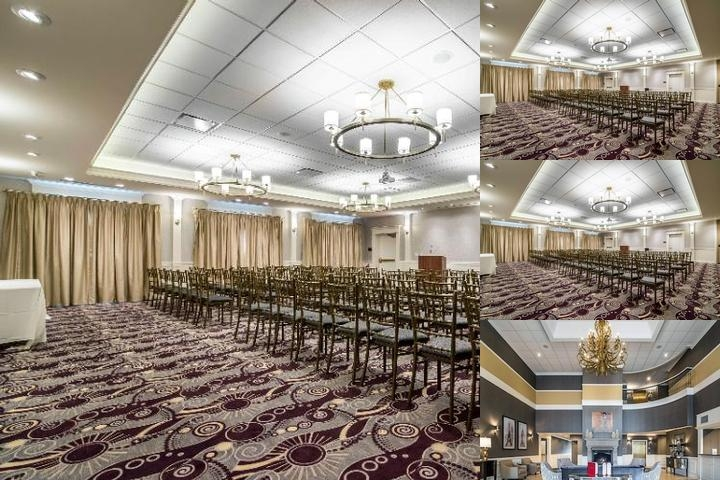 Comfort Suites Clifton Park photo collage