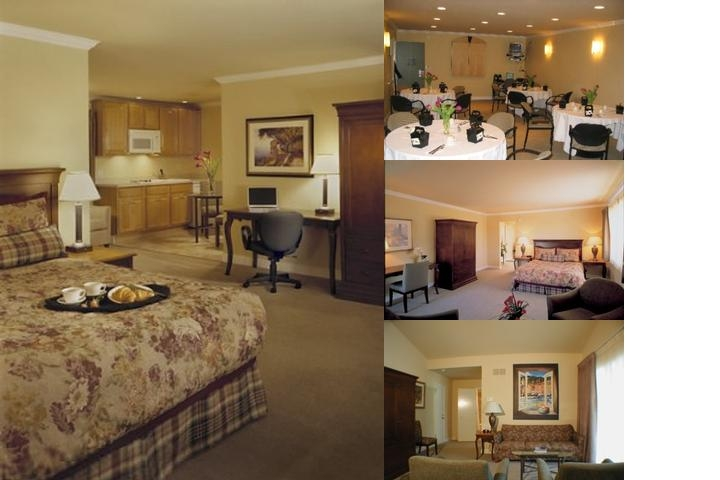 Stanford Terrace Inn photo collage