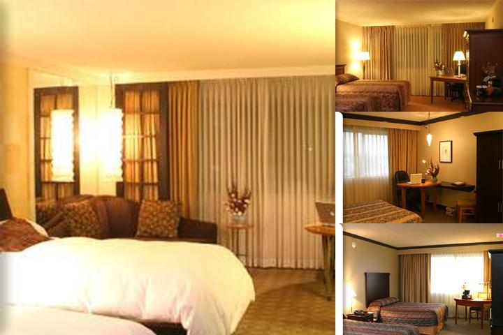 Miyako Hotel Los Angeles photo collage
