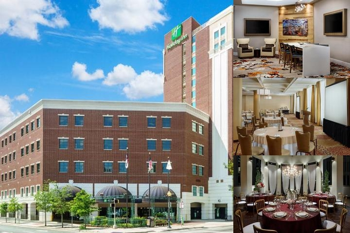 Holiday Inn Charlotte Center City photo collage