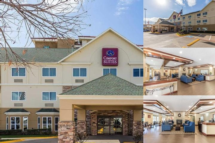 Comfort Suites Park Central photo collage