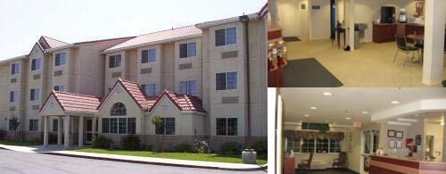 The Microtel Inns Suites photo collage