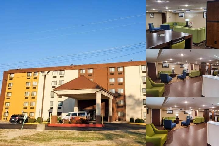 Comfort Inn Oxon Hill photo collage